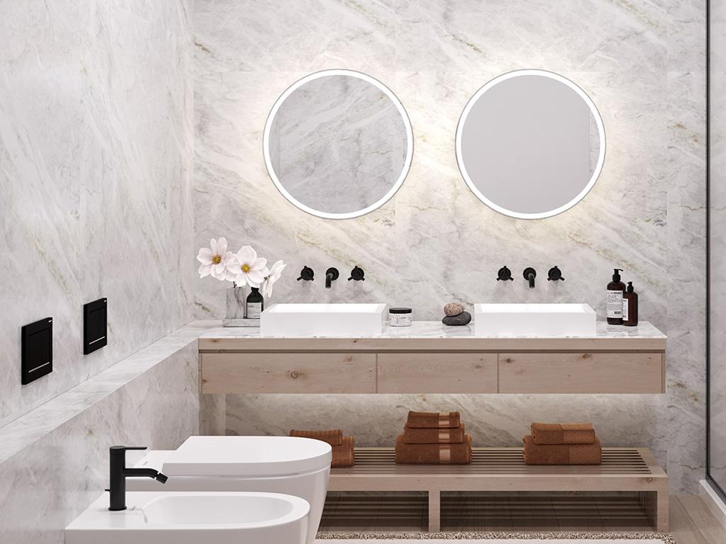 Designer furnishings and standard